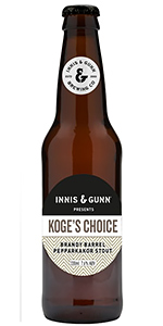 Koge's Choice - Brandy Barrel Pepparkakor Stout