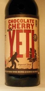 Chocolate Cherry Yeti
