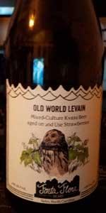 Old World Levain