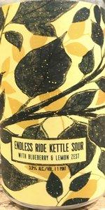 Endless Ride - Blueberry & Lemon Zest