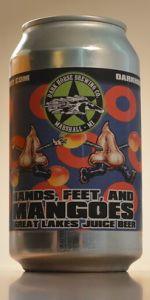 Hands, Feet And Mangos