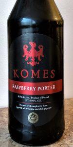 Komes Raspberry (Malinowy) Porter