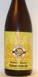 Brewers Reserve Saison