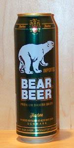 Harboe Bjørnebryg (Bear Beer)