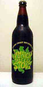 Jamaican Style Stout