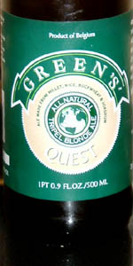 Green's Quest Tripel Blonde Ale