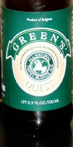 Green's Quest Tripel Blonde Ale