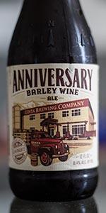 Anniversary Barley Wine Ale