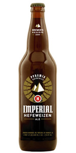 Imperial Hefeweizen Ale