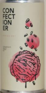 Confectioner Series 001:  Pomegranate Gelato Cream Ale