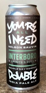 Image result for interboro you're all i need nelson sauvin