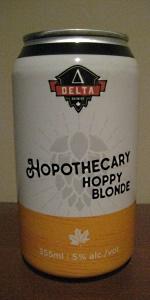 Hopothecary Hoppy Blonde