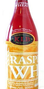 KLB Raspberry Wheat Beer