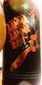 Toppling Goliath / Bottle Logic - Gamma, Gamma Ray