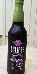 Imperial Eclipse Stout - Basil Hayden