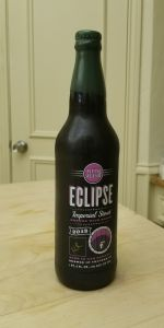 Imperial Eclipse Stout -  Knob Creek