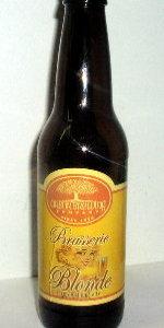 Arbor Brasserie Blonde Belgian