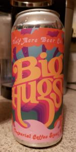 Bigs Hugs Coffee And Vanilla