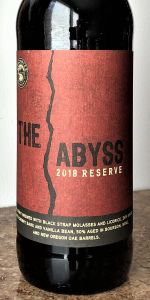 The Abyss 2018 Reserve