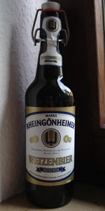 Rheingönheimer Weizenbier Hefetrüb