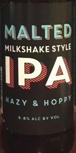 Malted Milkshake Style IPA