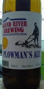 Plowman's Ale