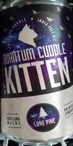 Quantum Cuddle Kitten