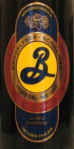 Brooklyner-Schneider Hopfen-Weisse