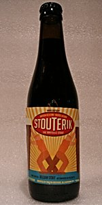 Stouterik (The Brussels Stout)