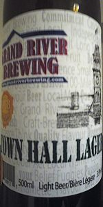 Town Hall Lager