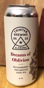 Dreams of Oblivion - Boysenberry Dreamsicle