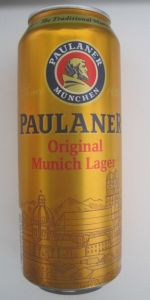 Paulaner Original Münchner