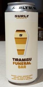 Tiramisu Funeral Bar