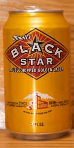 Black Star Double Hopped Golden Lager