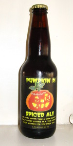 Pumpkin Pie Spiced Ale