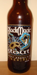 Left Coast Black Magic Stout