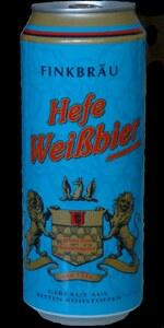 Finkbrau Hefe Weissbier