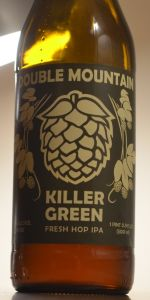 Killer Green Wet Hopped DIPA