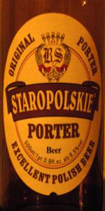 Staropolskie Porter