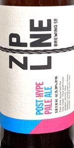 Post-Hype Pale Ale