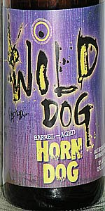 Wild Dog Barrel-Aged Horn Dog