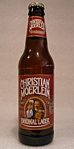 Christian Moerlein Original Lager