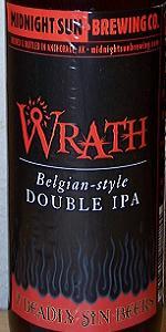 Wrath - Belgian-Style Double IPA