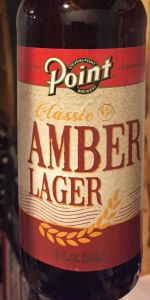 Point Classic Amber