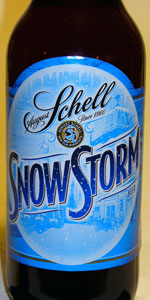 Snowstorm 2007