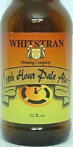 11th Hour Pale Ale