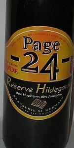 Page 24 Réserve Hildegarde