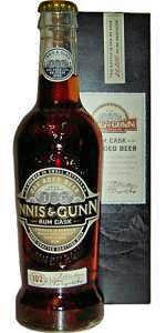 Rum Cask Oak Aged Beer