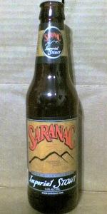 Saranac Imperial Stout