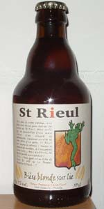Saint Rieul Blonde 7%